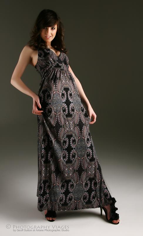 Lauren Cole-Doswell .....Top Model UK Winner