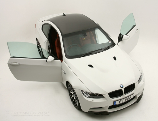 Studio Car Shoot